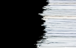 Stack of medical records
