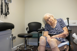 Falls in Nursing Homes / The Steele Law Firm