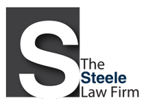 The Steele Law Firm Logo
